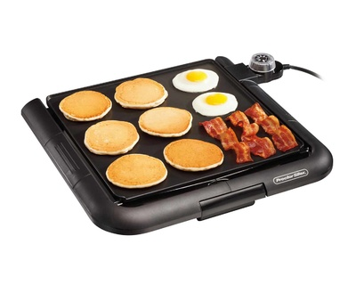Family Size Electric Griddle - Parrilla